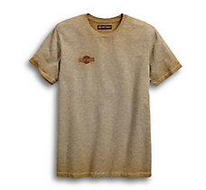 Oak Leaf Slim Fit Tee