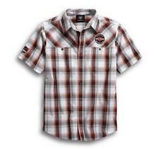 Genuine Oil Can Plaid Shirt