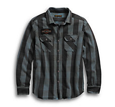 Eagle Plaid Slim Fit Shirt