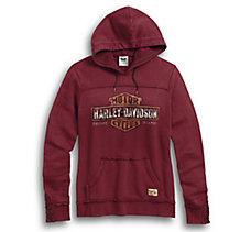 womens sweatshirts & sweaters | harley-davidson usa