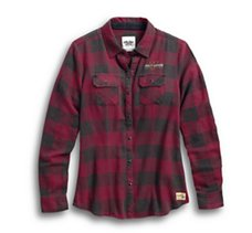 Genuine Laced Yoke Plaid Shirt
