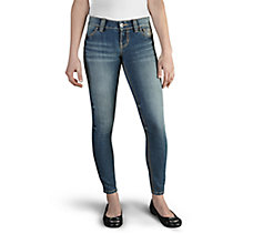 Skinny Low-Rise Jeans