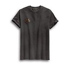 Winged Logo Slim Fit Tee