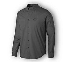Stretch Long Sleeve Slim Fit