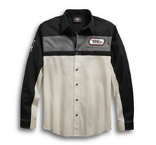 H-D Racing Long Sleeve Shirt
