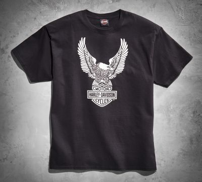 Iconic Eagle Short Sleeve Tee