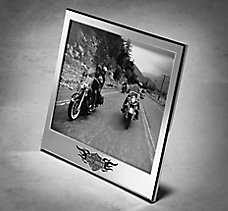 Chrome 8 x 10 Photo Frame