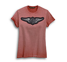 Studded Wing Tee