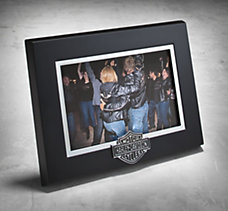 bar shield picture frame