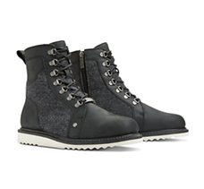 Bryant Casual Boots - Black