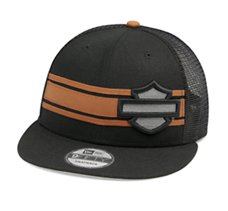 Stripe & Logo 9FIFTY® Cap
