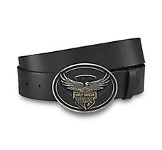 115th Anniversary Belt & Eagle B...