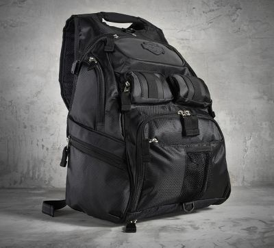 Bar & Shield Logo Backpack