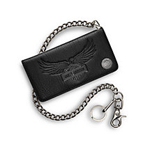 115th Anniversary Biker Wallet