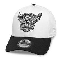 Embroidered Eagle 39THIRTY Cap