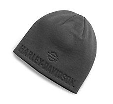 Debossed Knit Hat
