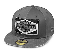 Raw Edge Patch 59FIFTY Cap