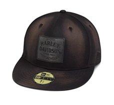 81a465ab4d4f Men's Flat Brim Hats | Harley-Davidson USA