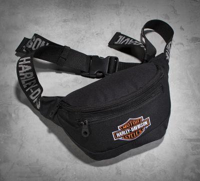 Bar & Shield Belt Bag