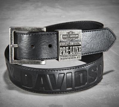 Pre-Luxe Belt