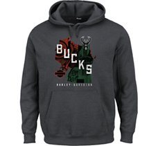 H-D x Milwaukee Bucks Bustout