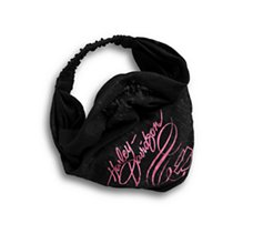 Pink Label Burnout  Headwrap