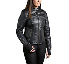 Harley Davidson Leather Riding Jacket