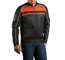 Moto Ride Nylon Jacket