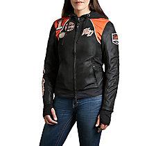 womens motorcycle jackets | harley-davidson usa