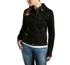 Soar Sueded Jacket